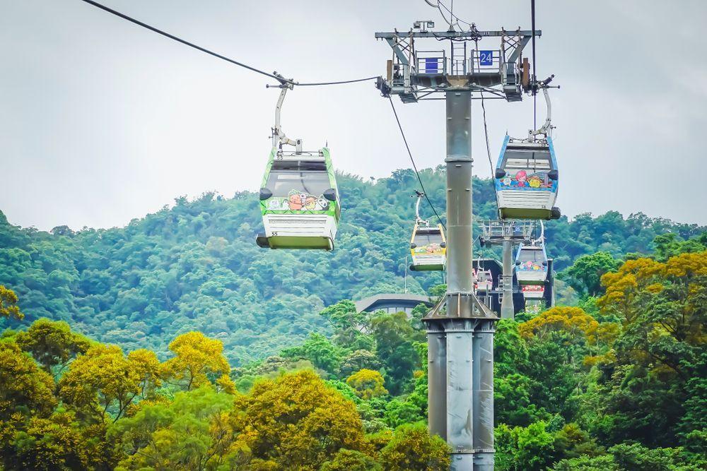 Maokong Gondola line