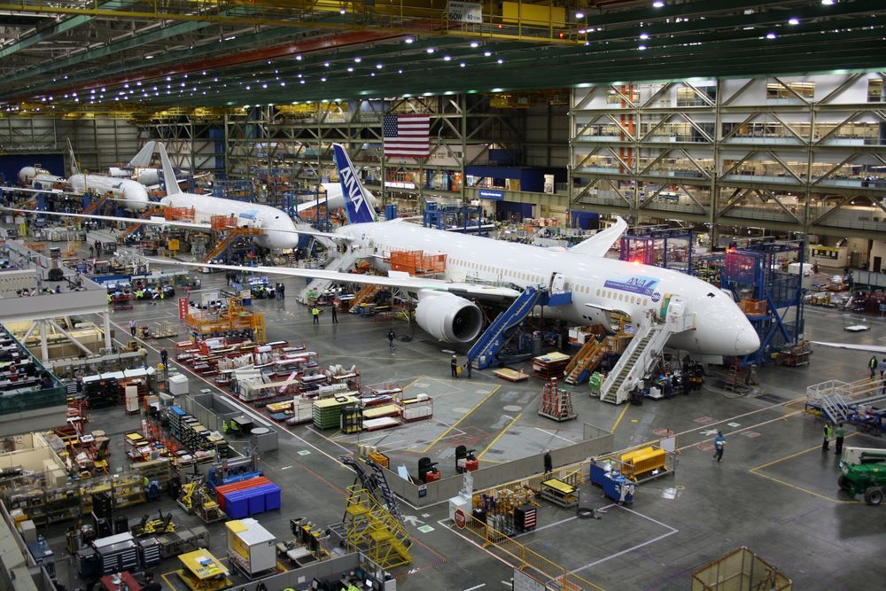 The Future of Flight Aviation Center & Boeing Tour