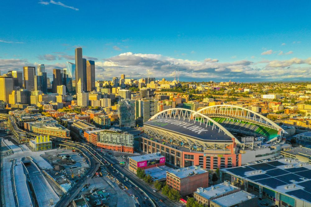 Safeco and CenturyLink Field