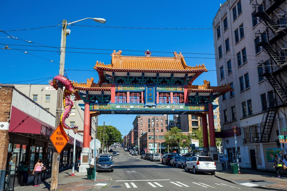 Seattle Chinatown