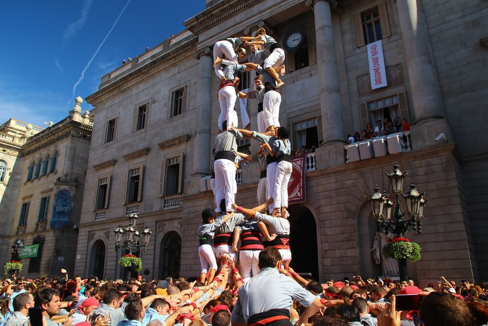 Castells (Human Towers)