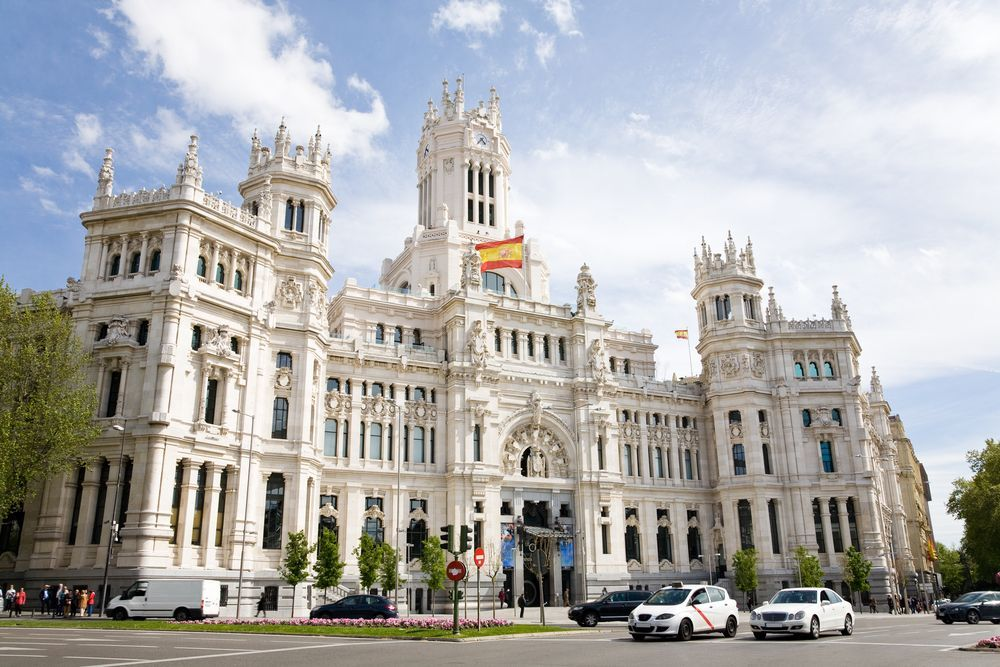 City Hall (Palacio de Cibeles)