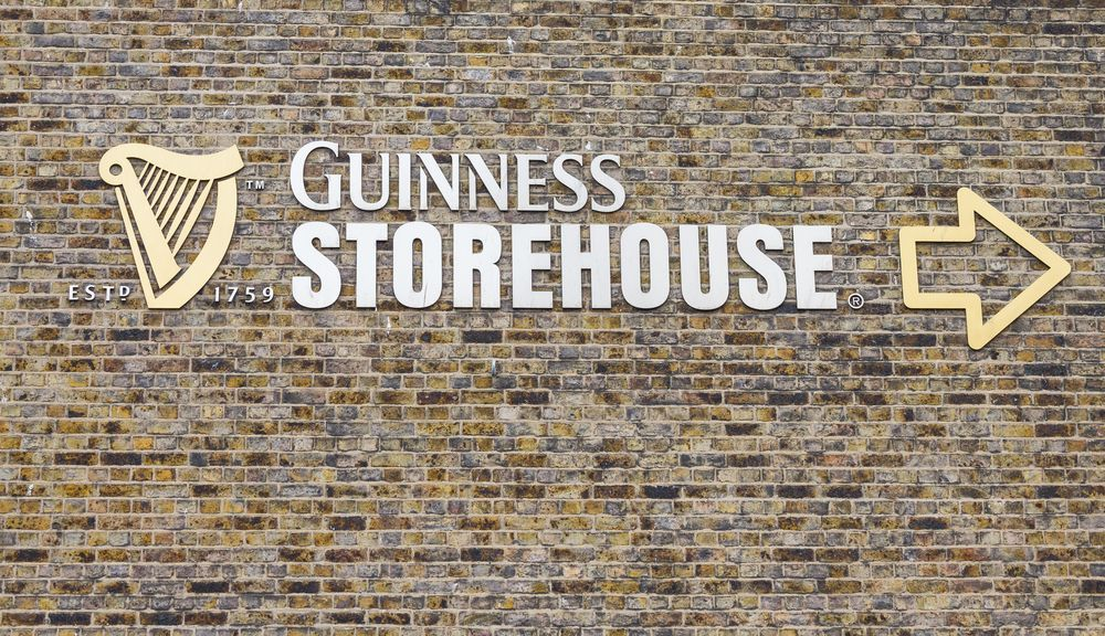 Guinness Storehouse Factory