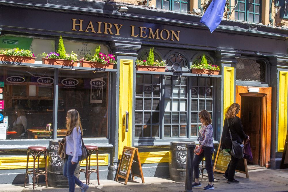 Hairy Lemon Pub
