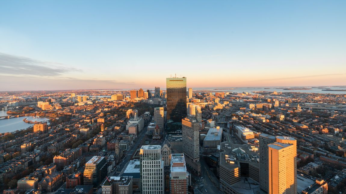 Prudential Tower Skywalk Observatory