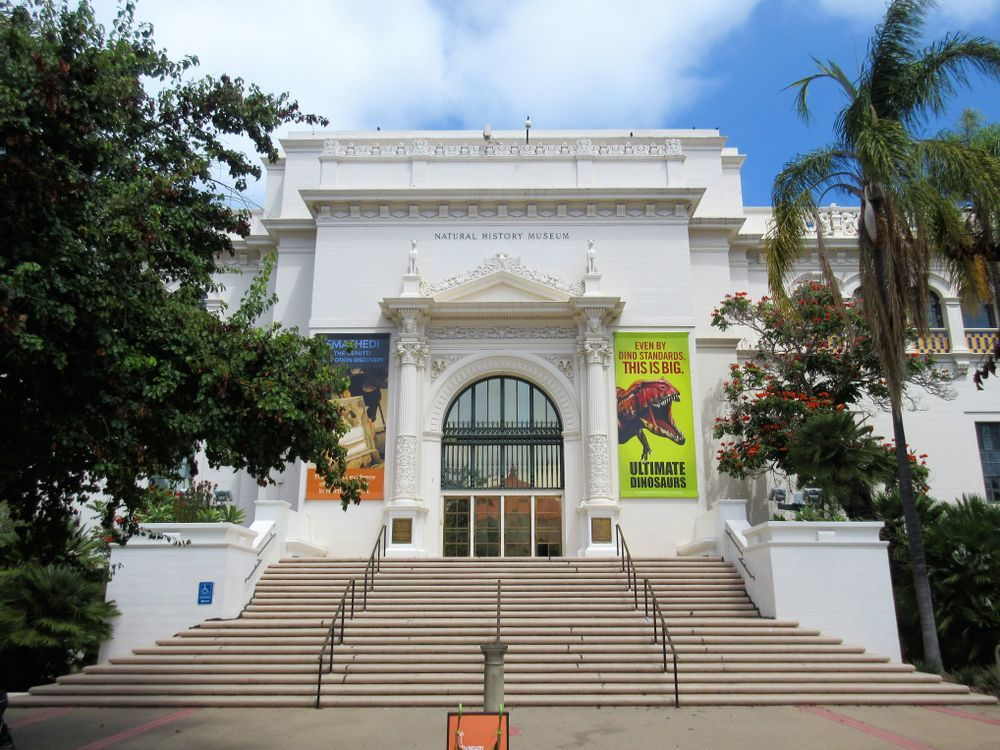 San Diego National History Museum