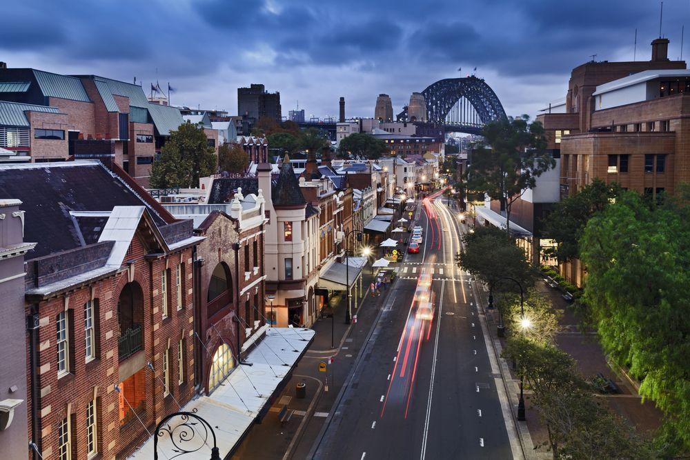 The Rocks Sydney