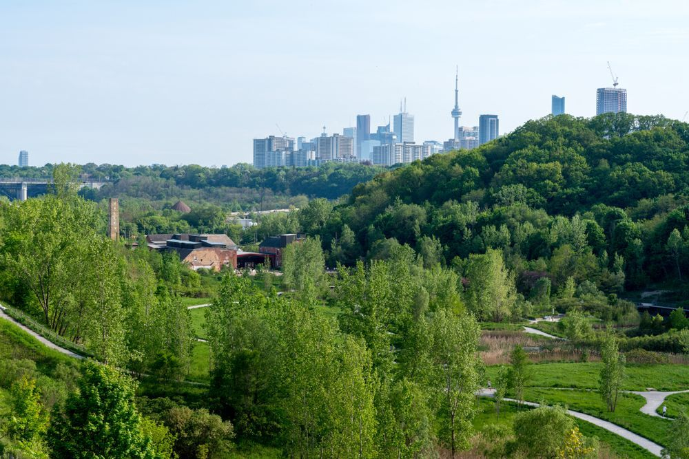 Evergreen Brick Works