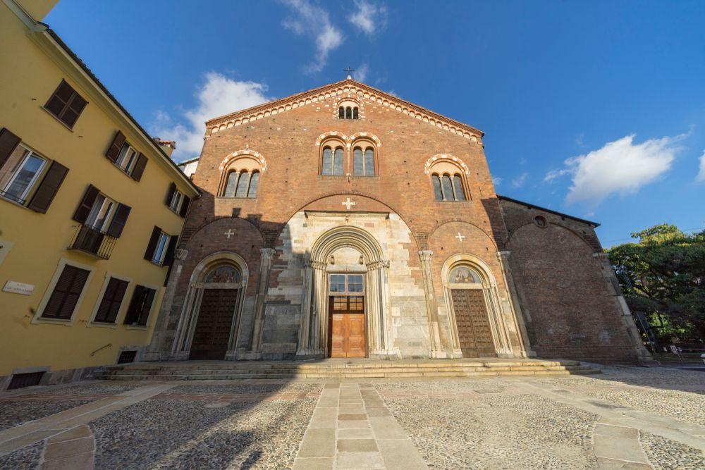 Basilica San Simpliciano