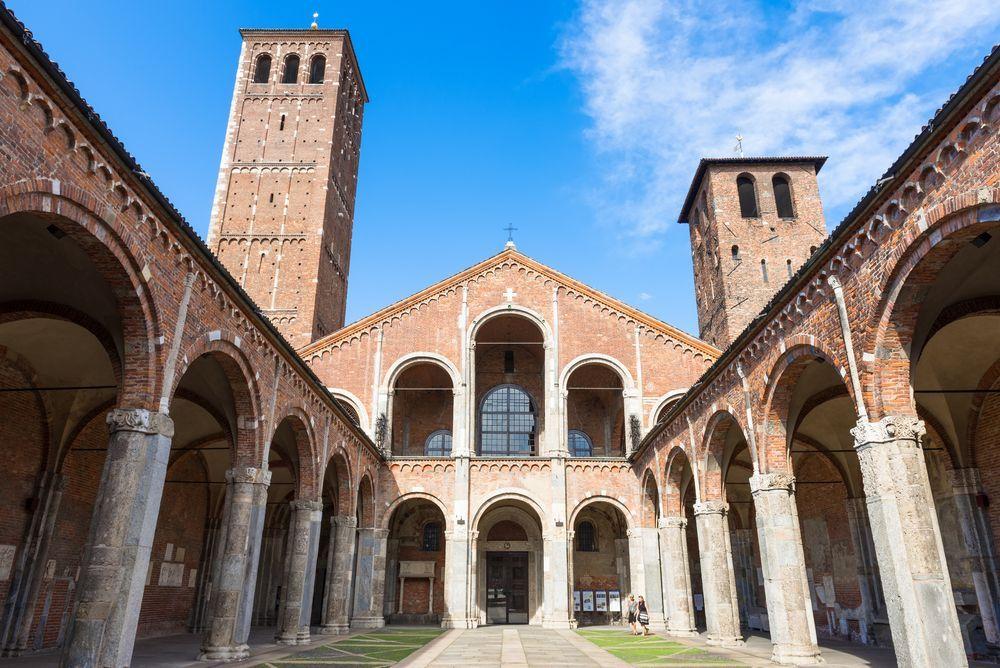 Basilica of St. Ambrose