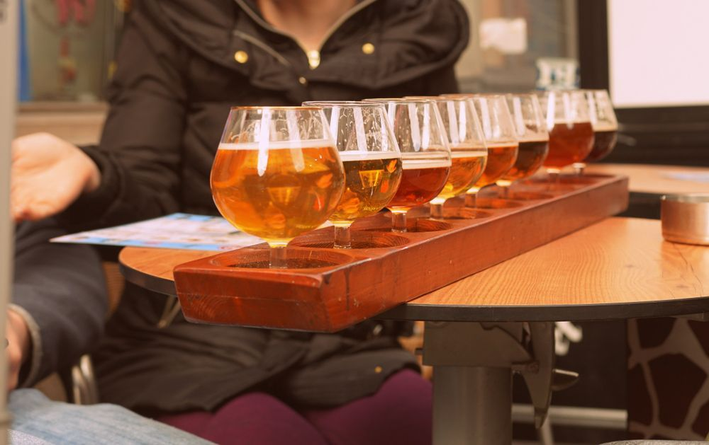 Beer Tasting Tour