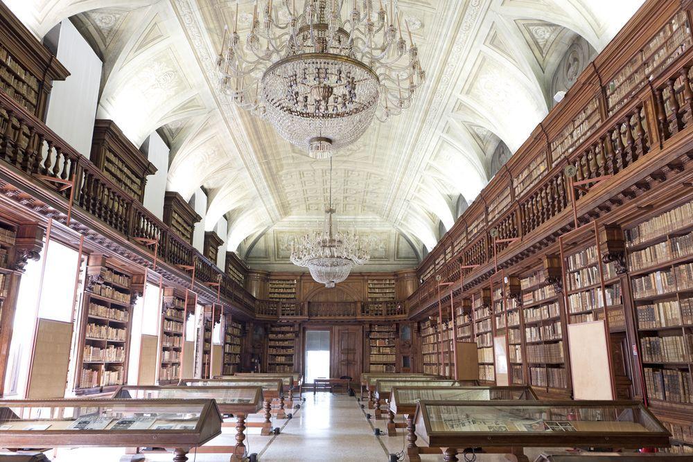 Biblioteca Nazionale Braidense
