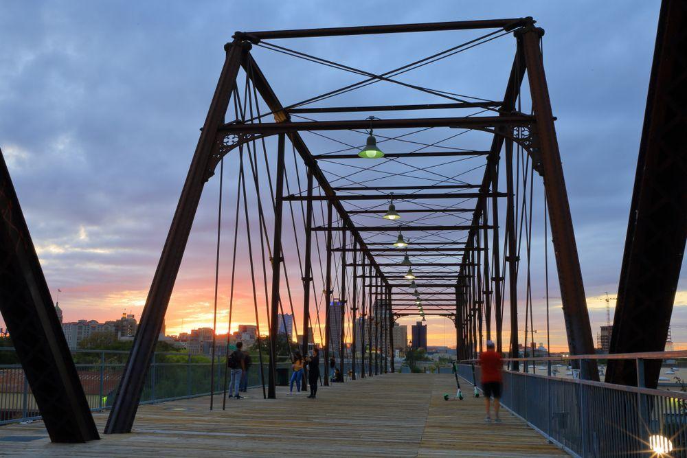 Hays Street Bridge