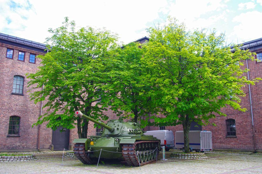 Norway's Resistance Museum