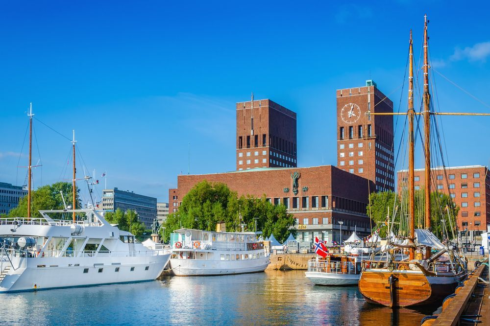 Oslo Boat