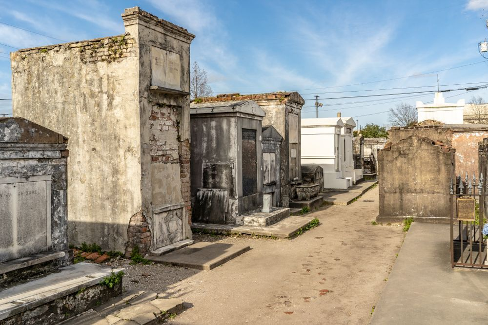 St. Louis Cemetery No.1