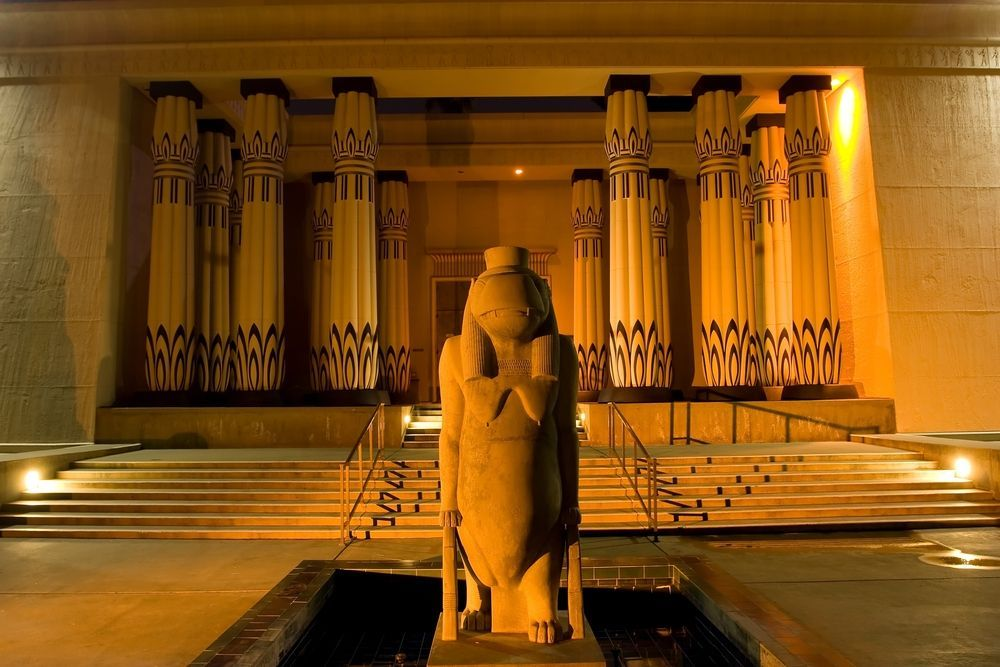 The Rosicrucian Egyptian Museum