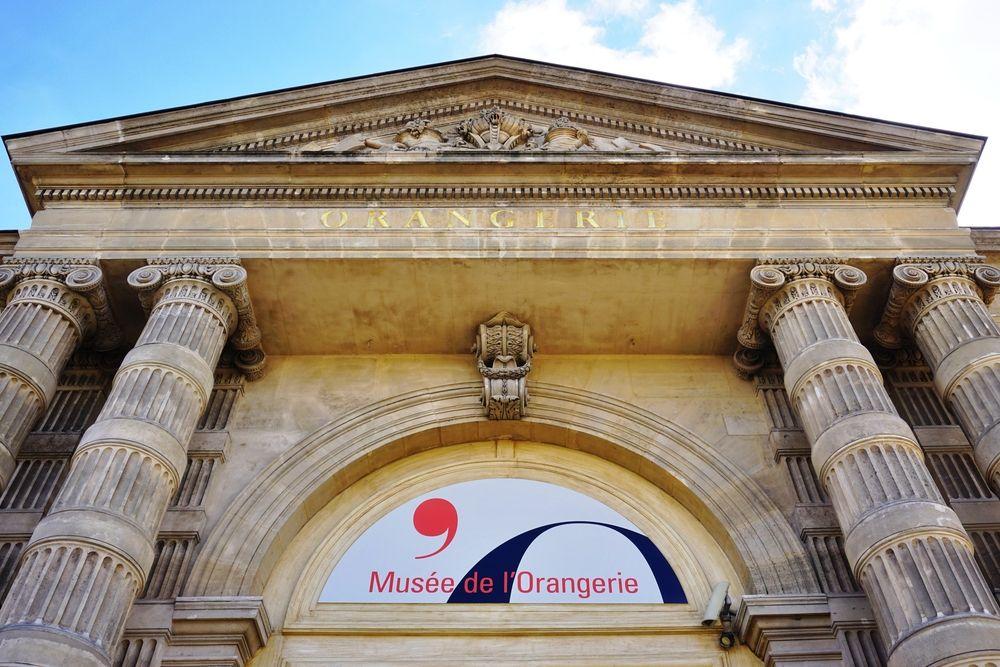 Musee De l'Orangerie