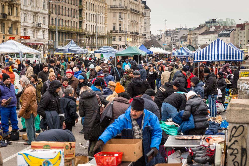 Flohmarkt Vienna
