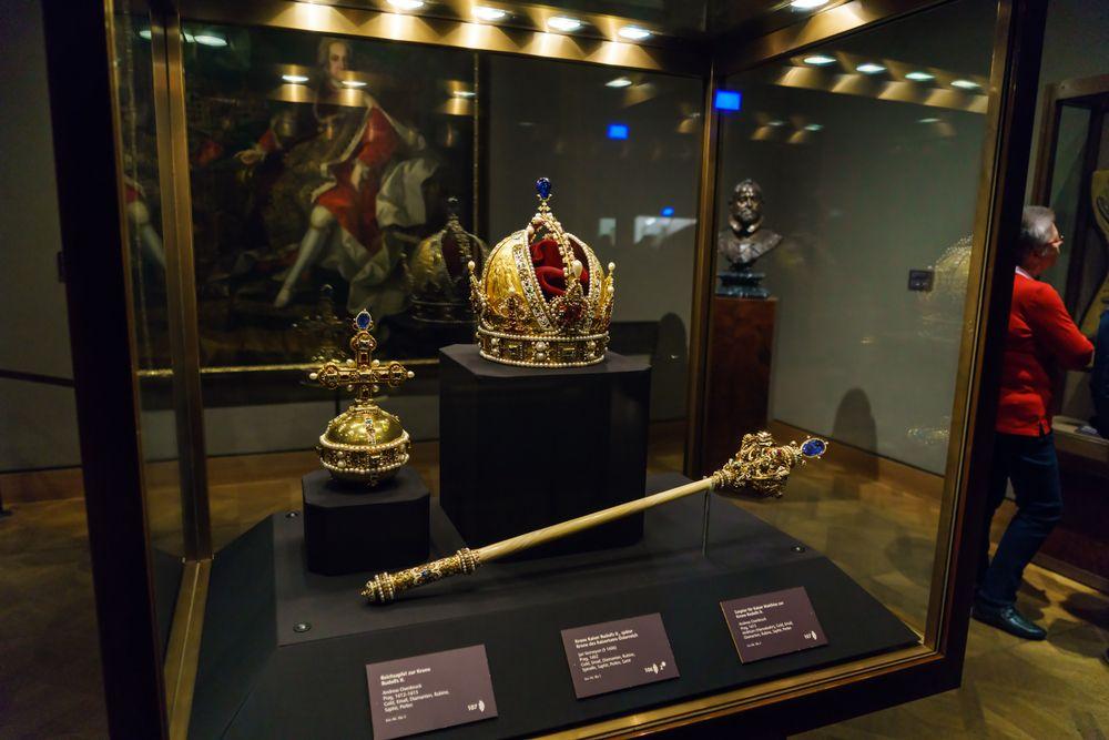 Kaiserliche Schatzkammer