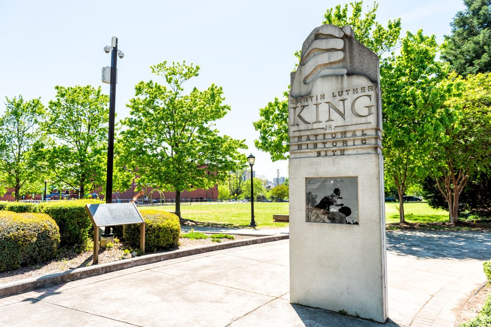 Martin Luther King, Jr. National Historic Park
