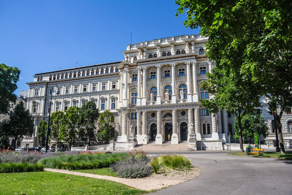 palace of Justice