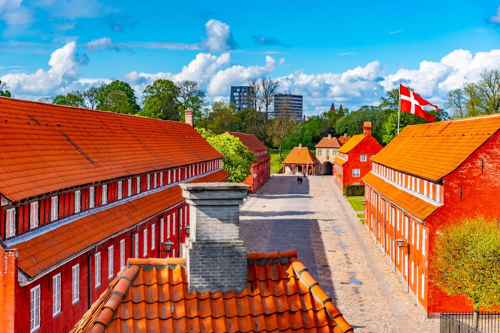 the Kastellet