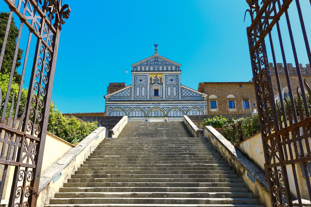 San Miniato al Monte Church