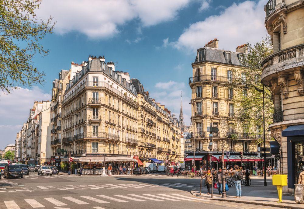 Latin Quarter Paris