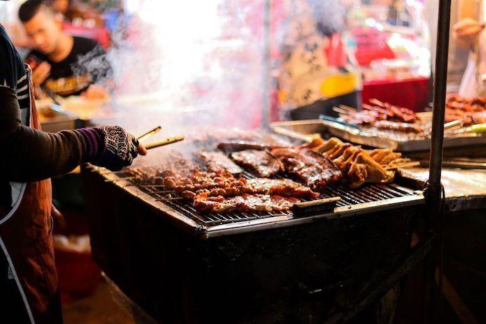 Korean Street Food