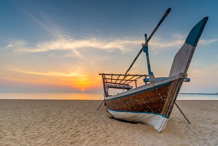 Al Wakrah Beach