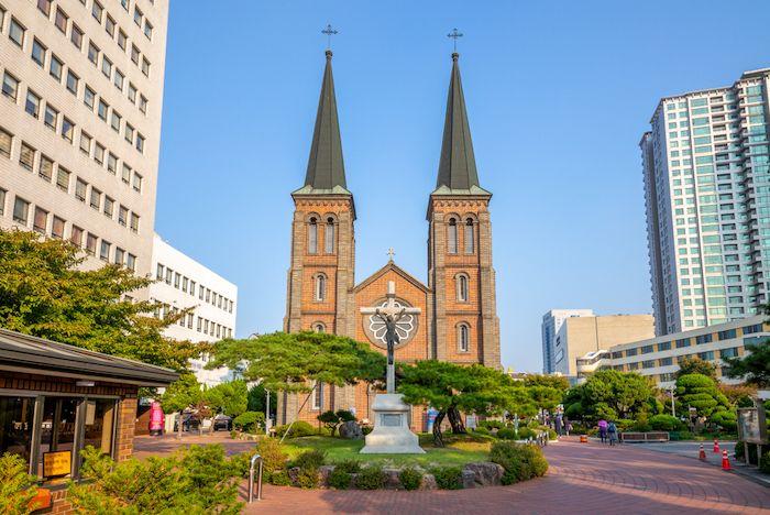 Jung-fu / Jung District Daegu