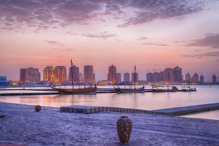 Katara Beach