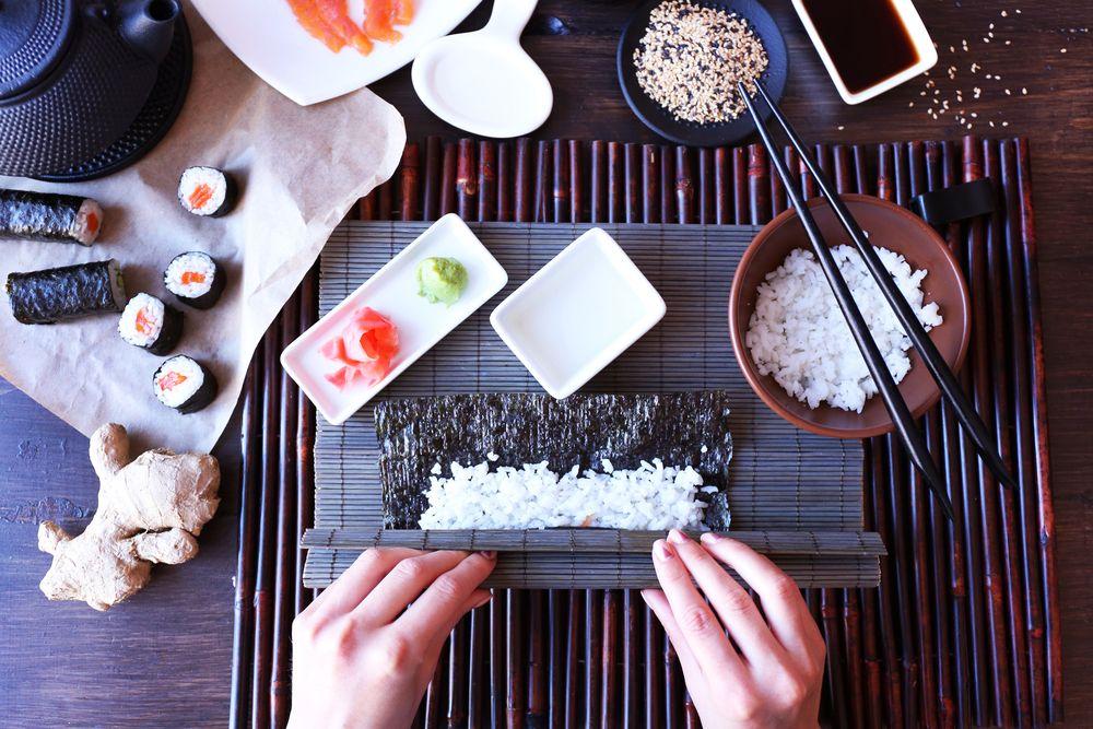 Sushi Making Shibuya