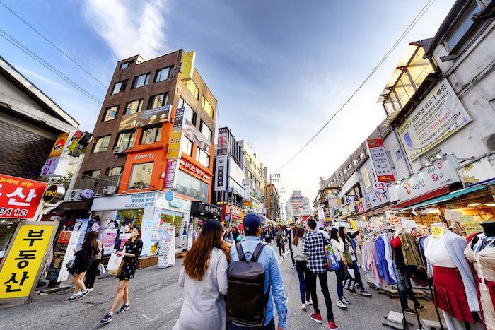 Hongdae Free Market
