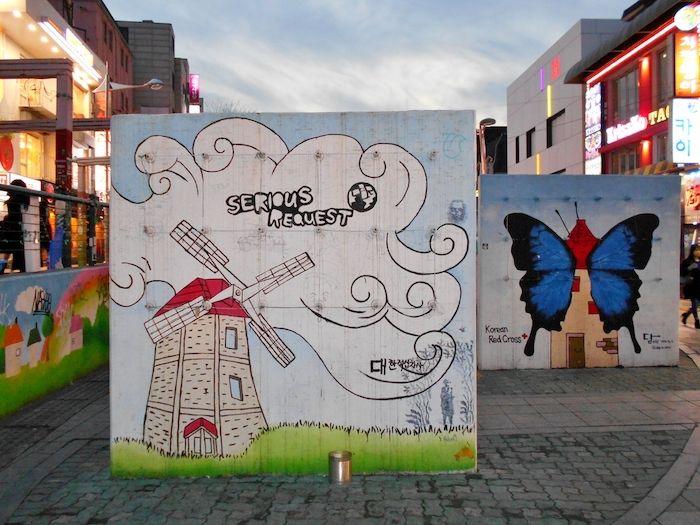 Mural Hongdae