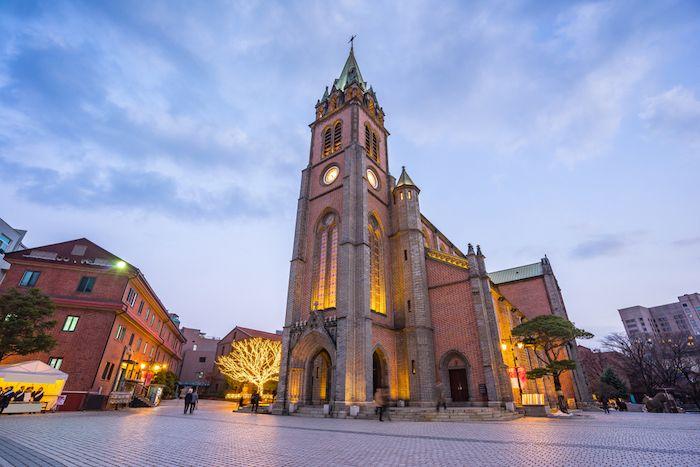 Myeongdong Cathedral Church