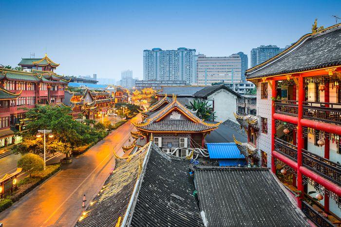 Qintai Road