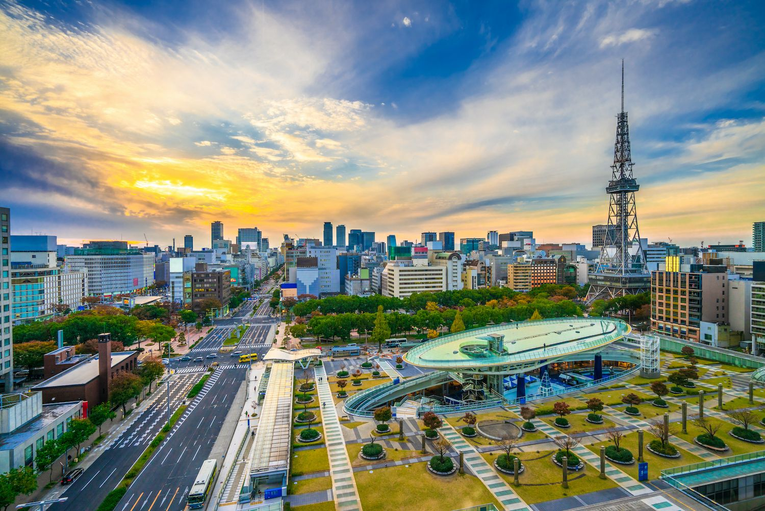 Where to stay in Nagoya, Japan
