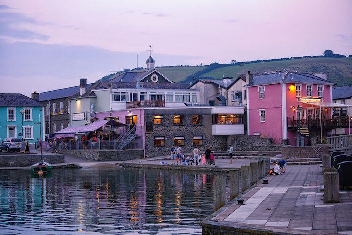 Aberystwyth restaurants
