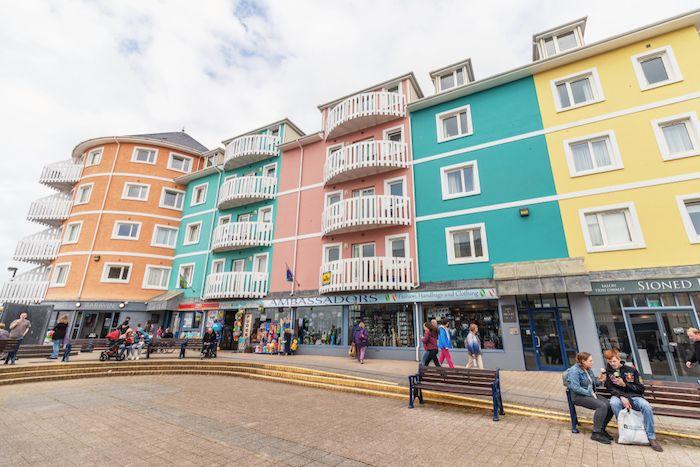 Aberystwyth shopping