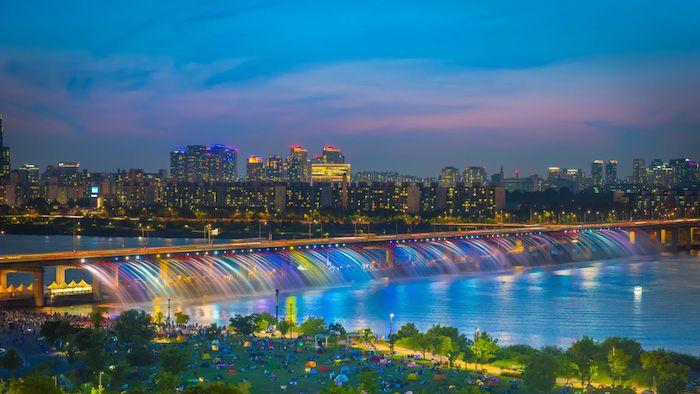 Banpo Han River Park