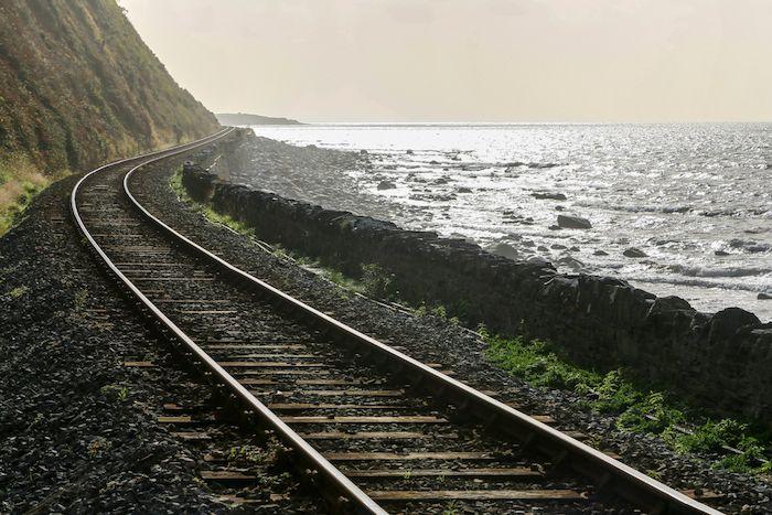 Cambrian Coast Railway Line