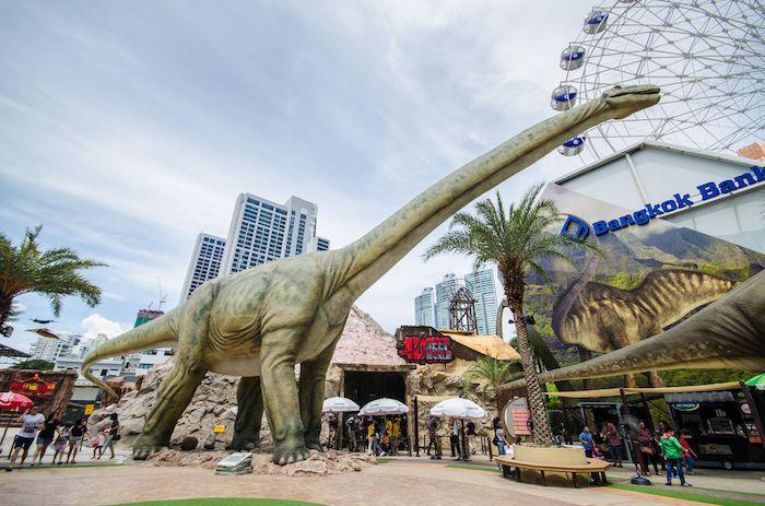 Dinosaur Planet Theme Park
