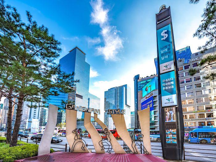 Gangnam Station