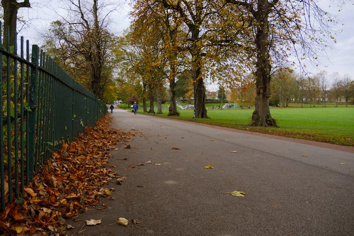 Hillsborough Park