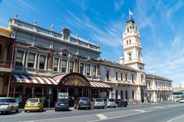 Lydiard Street Ballarat
