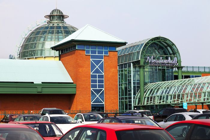 Meadowhall Shopping Center
