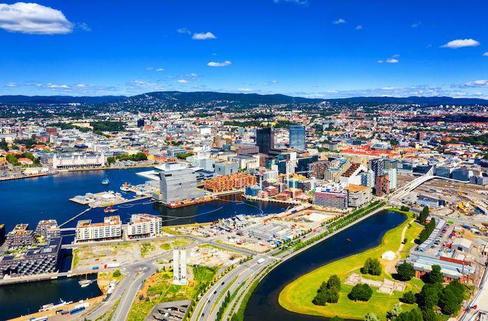 Sentrum Oslo
