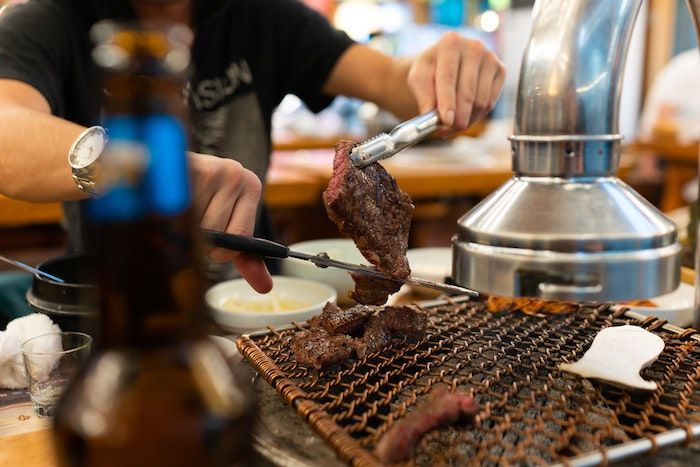 Korean BBQ Seoul